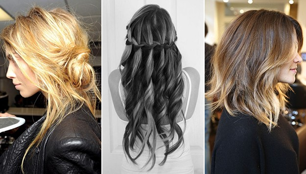 Pinspiration: 10 Summer Hairstyles We Love On Pinterest