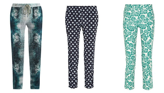 9 Pairs of Perfectly Printed Pants