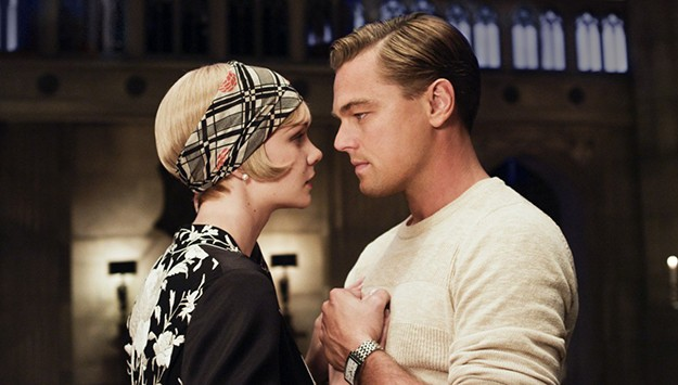 Cast of The Great Gatsby Style Transformation