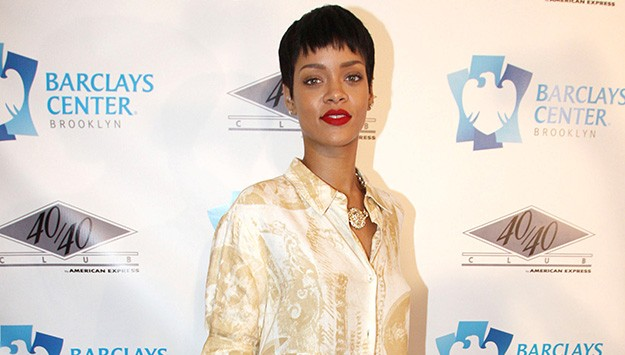 Rihanna and Marc Jacobs Wear Pajama Trend