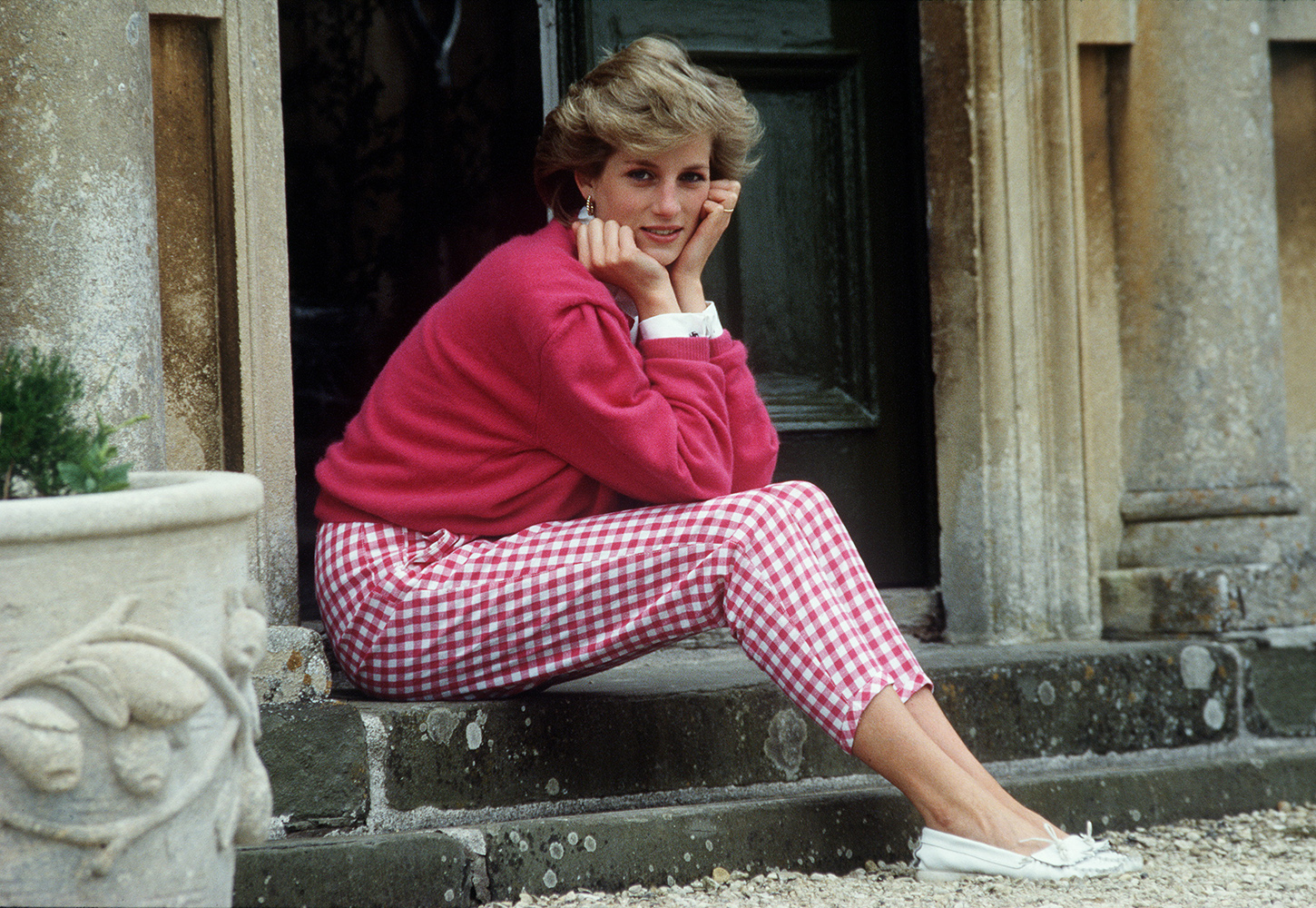 The People's Princess: Diana of Wales, a style transformation