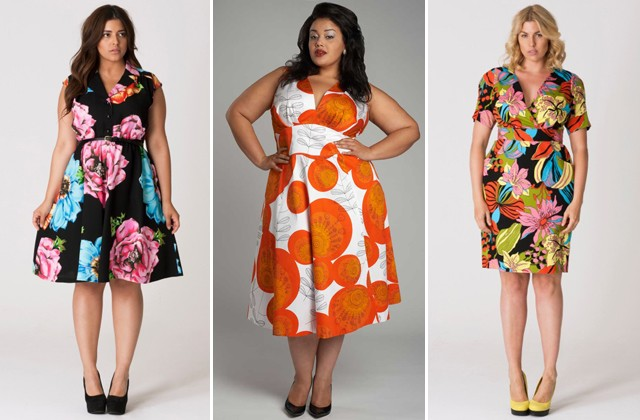 Eden Miller shows first plus-size line at New York Fashion Week