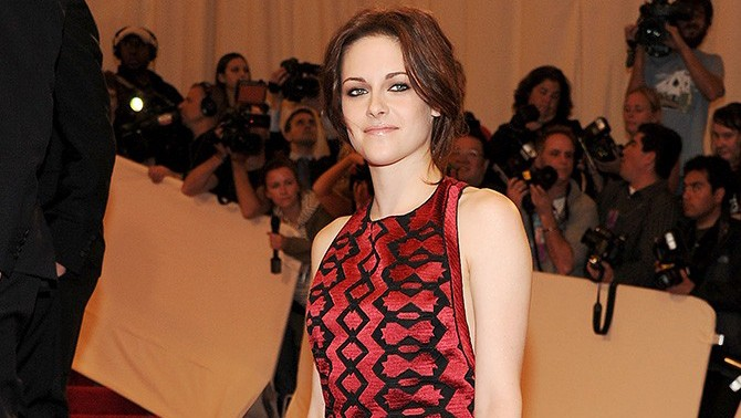 Kristen's red carpet style
