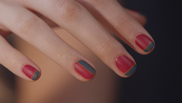 Mix & Matte Nail Style With L'Oreal's Global Nail Expert Tom Bachik