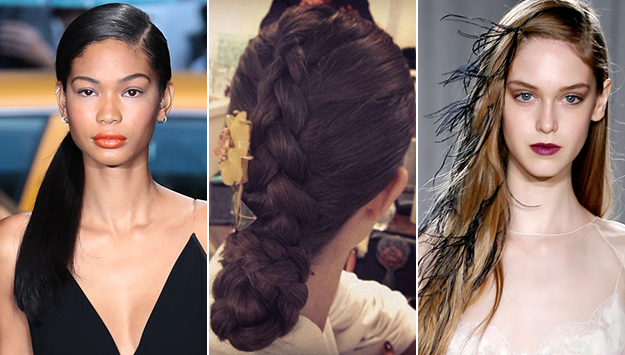 The top 8 hairstyles from New York Fashion Week