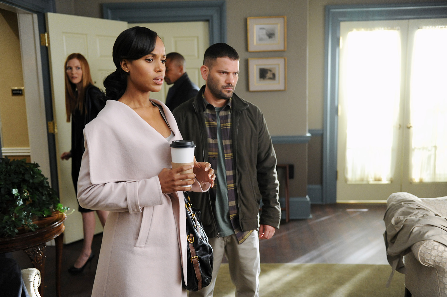 'Scandal' costume designer Lyn Paolo talks Olivia Pope style