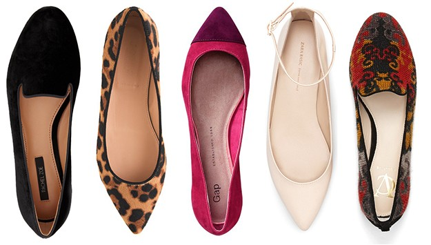 Strut your way through fall in our favorite flats
