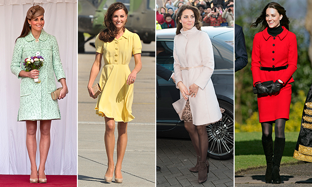 The Duchess of Cambridge's Style Transformation