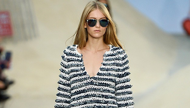 Surf's up! Tommy Hilfiger's spring 2014 collection