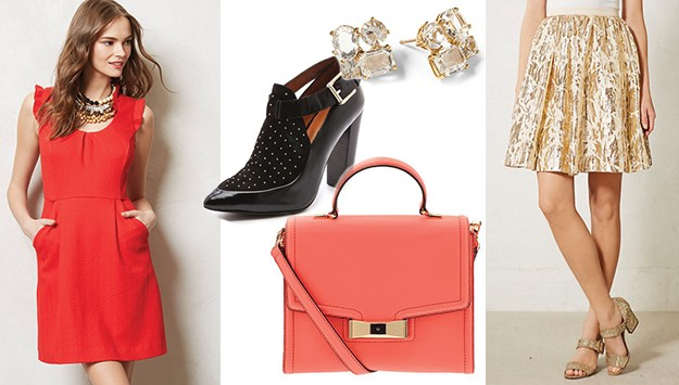 Holiday gift guide 2013: For the girl who loves holiday parties