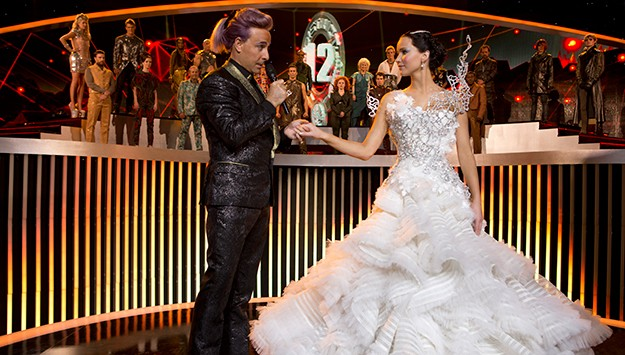 Creating the costumes for the Hunger Games: Catching Fire
