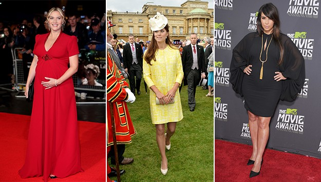 The best dressed celebrity moms