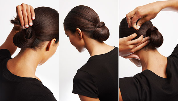 The one bun hairstyle you probably haven't tried