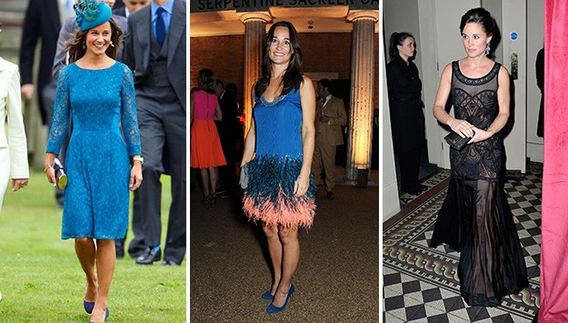 2013 wrap-up: A year of style with Pippa Middleton