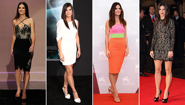 2013 wrap-up: A year of style with Sandra Bullock