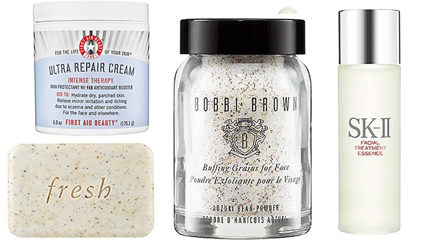 Products to soothe winter skin