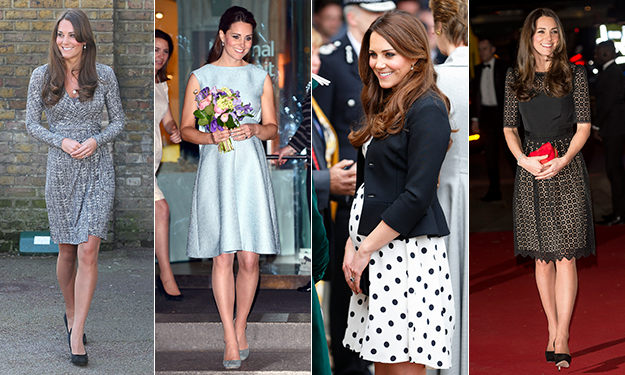 2013 wrap-up: A year of style with Kate Middleton