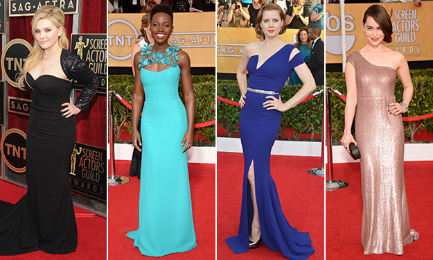 Best and Worst Dressed at the 2014 SAG Awards