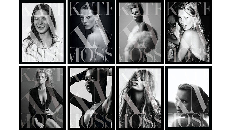 Kate Moss 40th birthday