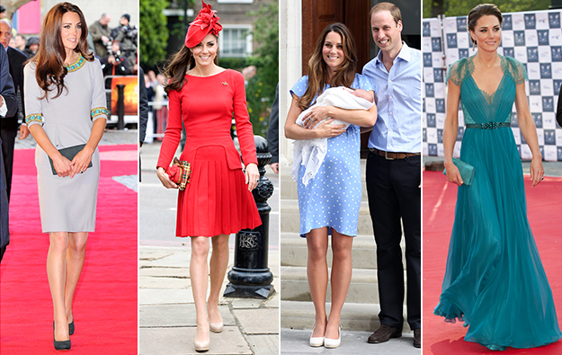 Kate Middleton's 30 best looks