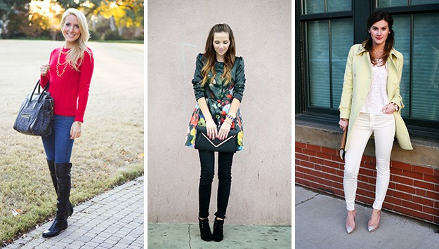 6 ways to wear color in January