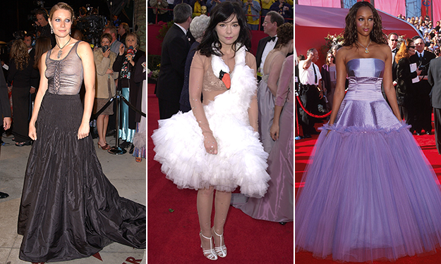 The 10 worst Oscars wardrobe disasters of all time