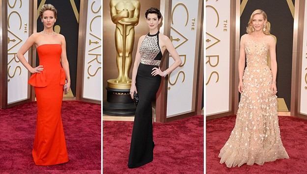 The best and worst dressed stars at the 2014 Oscars