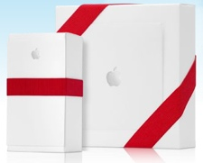 Apple offering iPod gift wrapping