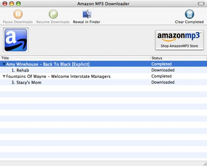 Amazon MP3: a quick review