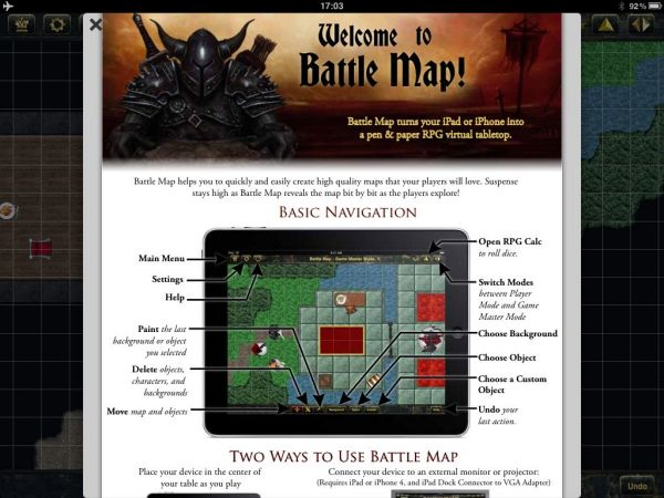 battle map app