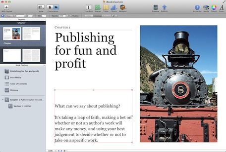 iBooks Author: An ebook publisher looks at Apple's textbook