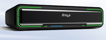 Drobo announces Thunderboltenabled storage devices
