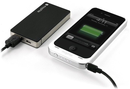 Mo' power from mophie juice pack powerstation duo, mini