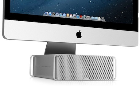 TwelveSouth defies gravity with HiRise for iMac and Cinema Display