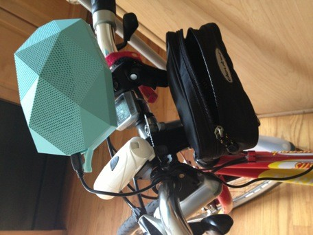 Turtle Shell speakers bring Bluetoothenabled weatherresistant music to bikes, strollers, etc
