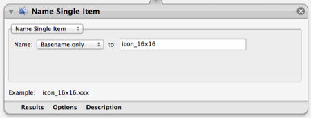 Preparing HighRes Icon Files with Automator