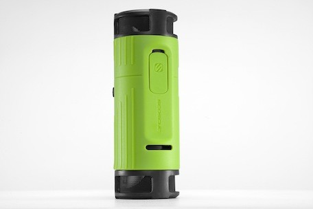 CES 2013 Scosche unveils boomBOTTLE bike speaker