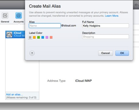 Mac 101 dealing with iCloud email spam