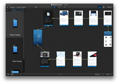 Briefs for the Mac lets developers create interactive app demos with just a few clicks