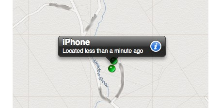 Parenting Tip Using Find My iPhone to locate a misplaced iOS device