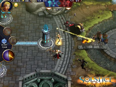 Zynga announces Solstice Arena, a social MOBA coming to mobile