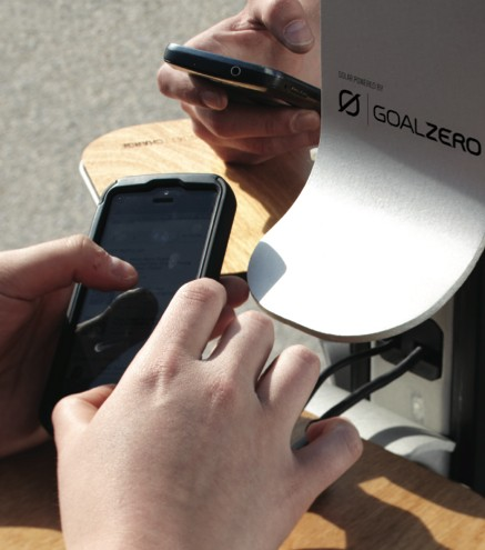 Goal Zero and AT&T join up for Street Charge in NYC