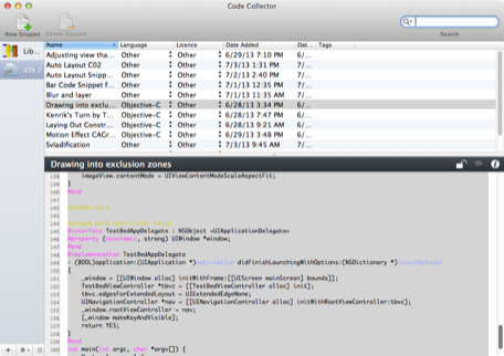 DevJuice Organize code snippets with Code Collector Pro