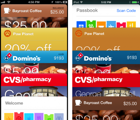 iOS 7 and the 'death of textures'
