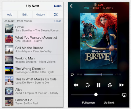 Apple updates Remote app for iOS 7